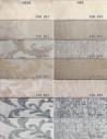Πλαινό ύφασμα κουρτίνας ποιότητα βαρύ ZAKAR BUKAR