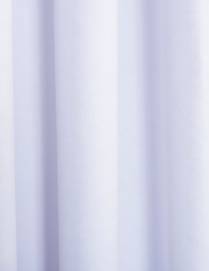 Ύφασμα - Velour Souet λευκό...