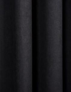 Ύφασμα - Velour Souet μαύρο...