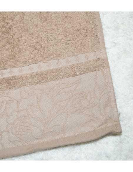 Πετσέτα Μπάνιου Καφέ 70x140 Π114