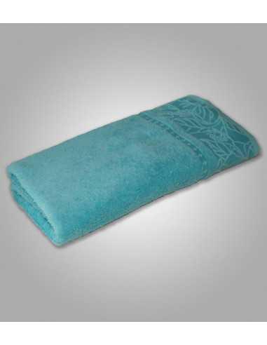 Πετσέτα Μπάνιου Τουρκουάζ  70x140 Π112