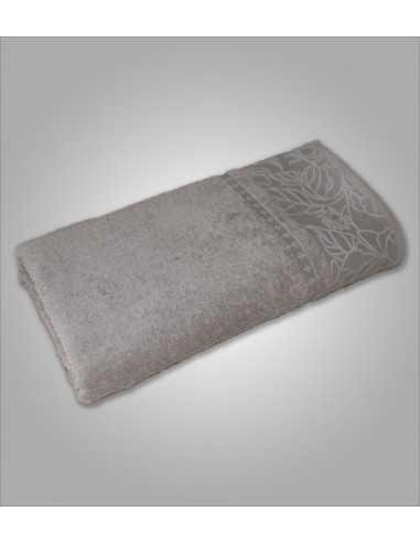 Πετσέτα Μπάνιου Γκρι 70x140 Π119