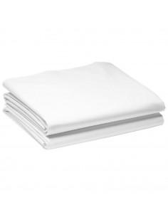 Ξενοδοχειακό Σεντόνι Λευκό 160 x 240