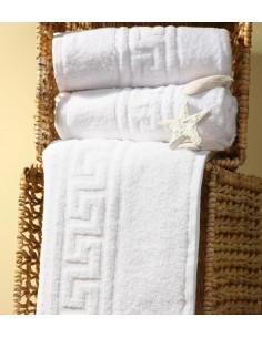 Ξενοδοχειακή Πετσέτα Προσώπου 50 x 100 500 gsm Μαίανδρος