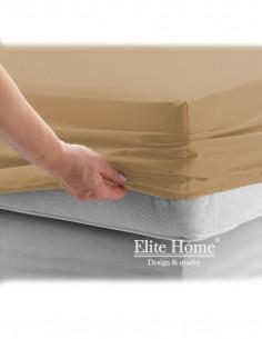 Κατωσέντονο με λάστιχο Υπέρδιπλο (160x200) ELITE HOME
