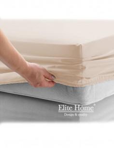 Κατωσέντονο με λάστιχο Super Υπέρδιπλo (180x200) ELITE HOME