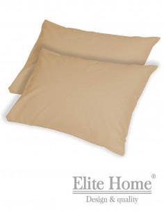 Μαξιλαροθήκες Μονόχρωμες 50x70, Σετ 2 τεμ. ELITE HOME